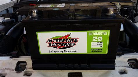 interstate battery tight fit crossfireforum