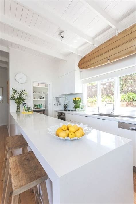 coastal kitchen mar 17 ideas para a 241 adir un aire de playa a la decoraci 243 n 5506