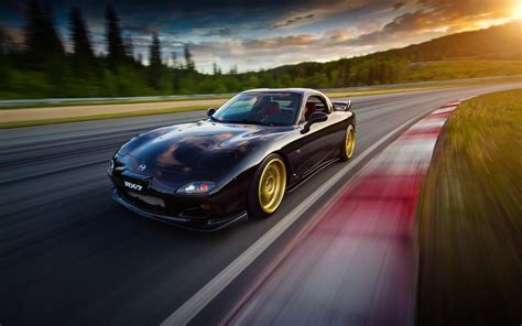 Download Rx7 Mazda Car Wallpaper For Desktop, Mobile