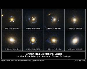 Pasta-Shaped Light From Spinning Black Holes Could ...