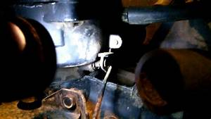 Briggs And Stratton 18hp Opposed Twin  Flathead  Throttle