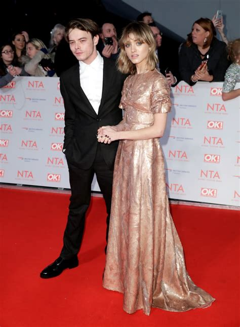 Charlie Heaton and Natalia Dyer | National Television ...