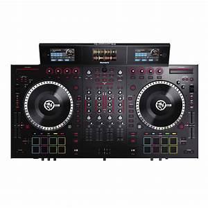 NUMARK NS7III | 4-Deck Serato DJ Controller with 3-Screen ...  Dj