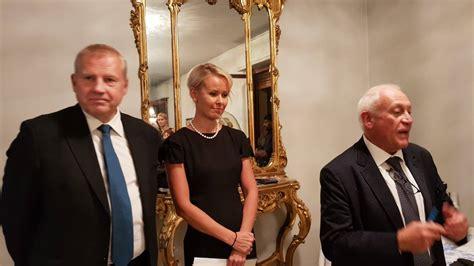 consolato palermo consolato dell estonia a palermo inaugurata la sede di via