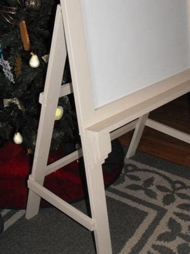 ana white child sized stand easel diy projects