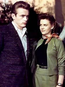 James Dean & Natalie Wood | James Dean ~ Rebel | Pinterest ...