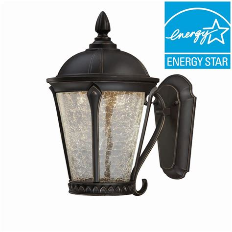 home decorators collection aged bronze patina outdoor led