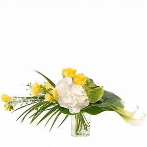Bouquet De Fleurs Interflora : bouquet de fleurs jaune et blanc interflora ~ Melissatoandfro.com Idées de Décoration