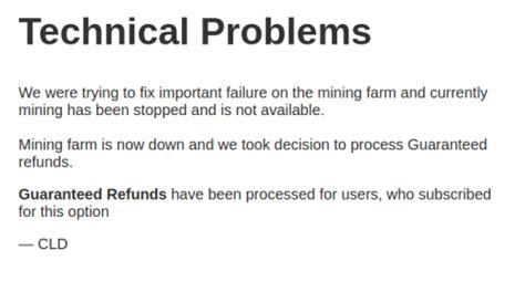 cld cloud mining cld mine saiu do ar mais um scam de bitcoin deu o golpe