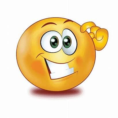 Emoji Thinking Transparent Pngmart