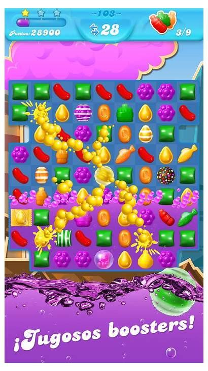 Crush Candy Saga Soda App King Apps