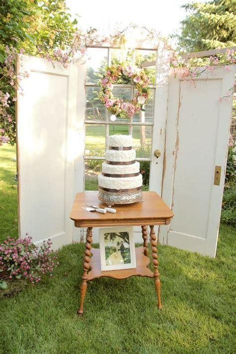 55 Vintage Door Wedding Backdrops Wedding Doors Wedding
