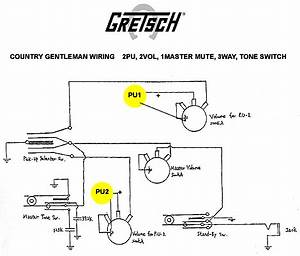 Gretsch 1959 Country Gentleman Wiring Diagram