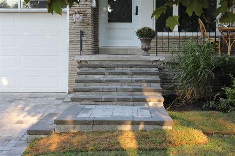 Unilock Steps - front steps design ideas unilock pisa