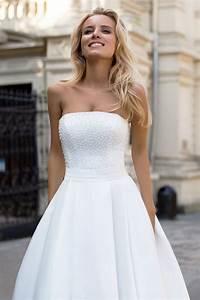robe de mariee avec bustier en strass robes de mode de 2018 With robe de mariée bustier strass