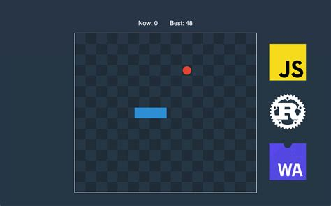 snake game rust webassembly javascript github gamedev deployed repository