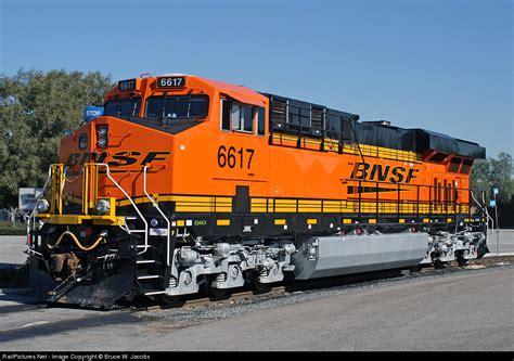 Burlington Northern & Santa Fe Railway Co. Baureihe Yard