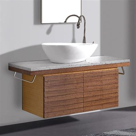wall mount bathroom sink cabinet 18 quot cloverdale rectangular porcelain undermount bathroom