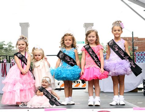 Little Miss Liver Mush pageant winners - News - Shelby ...