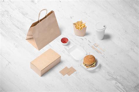 570+ best fast food branding and packaging mockup. Free Burger Store Branding Mockup (PSD)