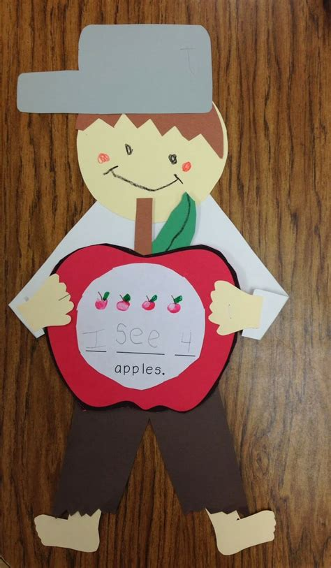 25+ Best Ideas About Johnny Appleseed On Pinterest  Johnny Appleseed Song, Apple Activities