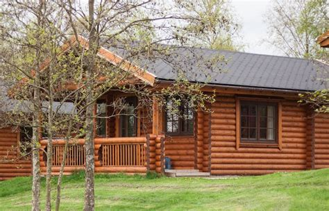 Log Cabins In Northumberland With Tub - luxury self catering log cabins in northumberland