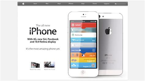 iphone home page apple s next iphone home page will probably look like this