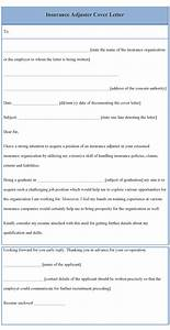 adjuster adjuster cover letter With insurance claims adjuster training