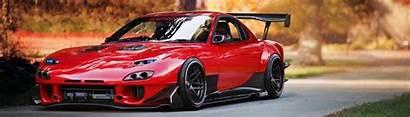 Rotary Nicon Mazda Fd3s Rx 13b Rew