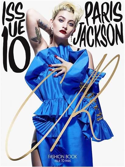 Cr Issue Paris Jackson Magazine Covers Marklives