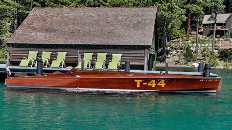 Bassett Boat by 27 Liter V12 Brown Bassett Gentleman S Racer