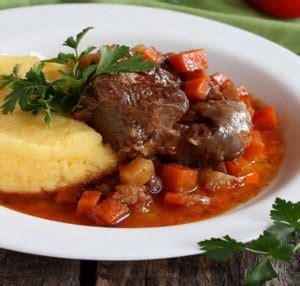 goosto cuisine osso bucco recettes de cuisine goosto
