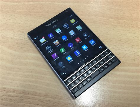blackberry passport review 10 things to before buying it pro