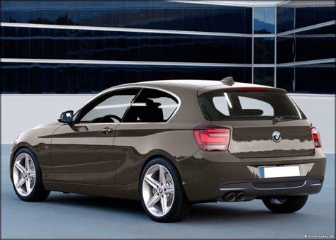 bmw serie1 f20 3 portes et pack sport m evidentes versions automobile