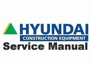 Hyundai Wheel Excavator R180w