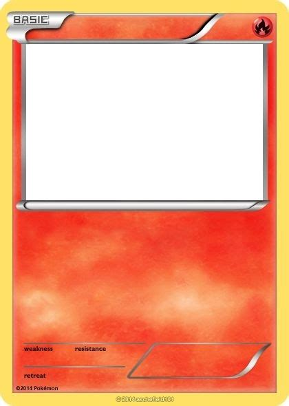 photo card maker templates pokemon card template articleezinedirectory