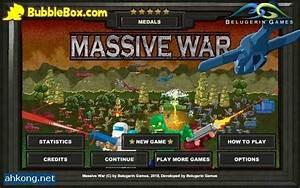 Massive War ~ Download Flash Game