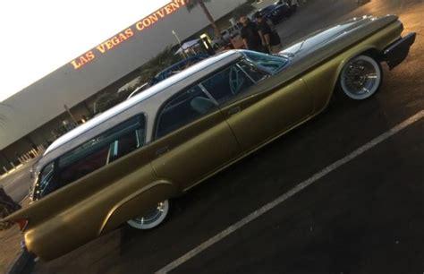chrysler windsor station wagon golden beauty max