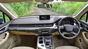 Audi Q7 Interieur : audi q7 2017 40 tfsi premium plus interior car photos ~ Nature-et-papiers.com Idées de Décoration