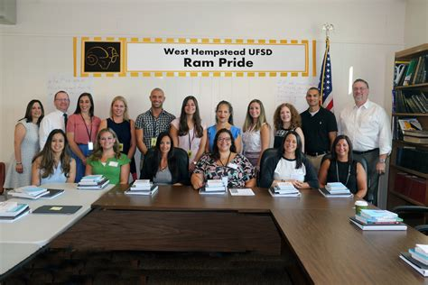 careers west hempstead school districts newest teachers