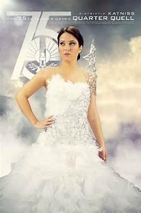katniss everdeen mockingjay wedding interview dress With katniss everdeen wedding dress