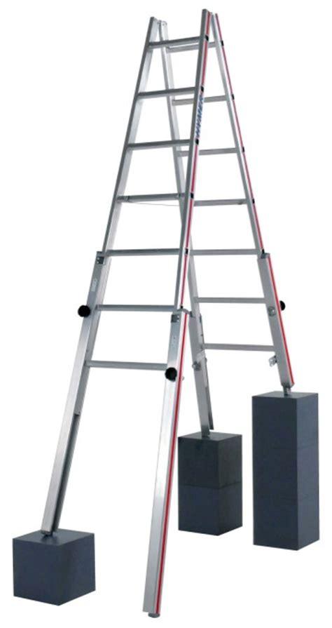 echelles echelle a 4 pieds reglables pour escaliers echelles fabricant passerelles