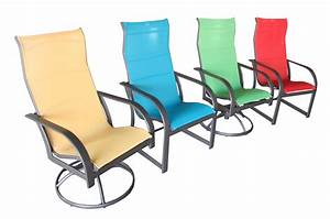 Chair Care Patio Makes Single Replacement Slings For Most