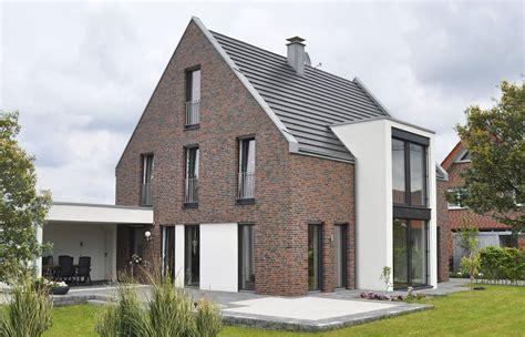 Moderne Häuser Mit Klinker by Ziegel F 252 R Fassade Klinker Holsten Hagemeister Gmbh