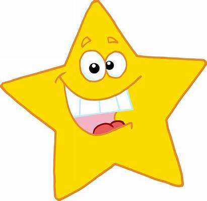 Star Happy Yellow Smiling Teacher Leaving Note