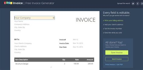 easy  ways  generate invoices   clients