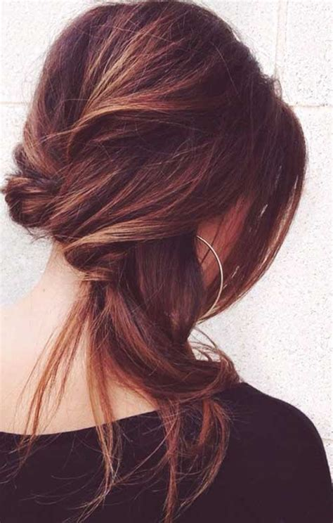 Hair Style Updo Easy 20 Easy Long Hair Updos Long Hairstyles 2017 2018