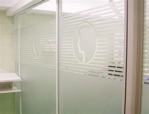 Sichtschutz Fenster Arztpraxis by Milchglasfolie In Einer Arztpraxis Plus Folientechnik