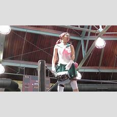 Castle Point Anime Convention 2016 (cosplay Wrestling Part 1) Youtube