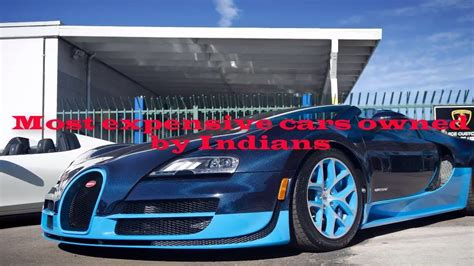 Not just any bugatti but, the bugatti veyron. Most expensive cars owned by Indians | Bugatti veyron, Bugatti veyron super sport